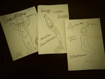 Bikrimpanzee Yoga