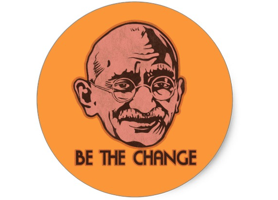 Cool Like Ghandi