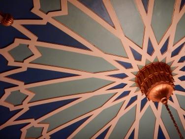 City Center Theatre Ceiling, beautiful!