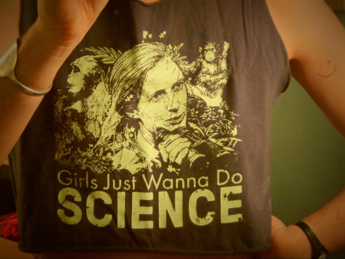 Girls Just Wanna Do Science
