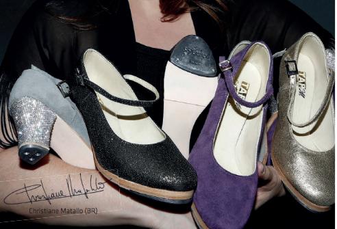 Chris Matallo Tap Shoes by So Dança